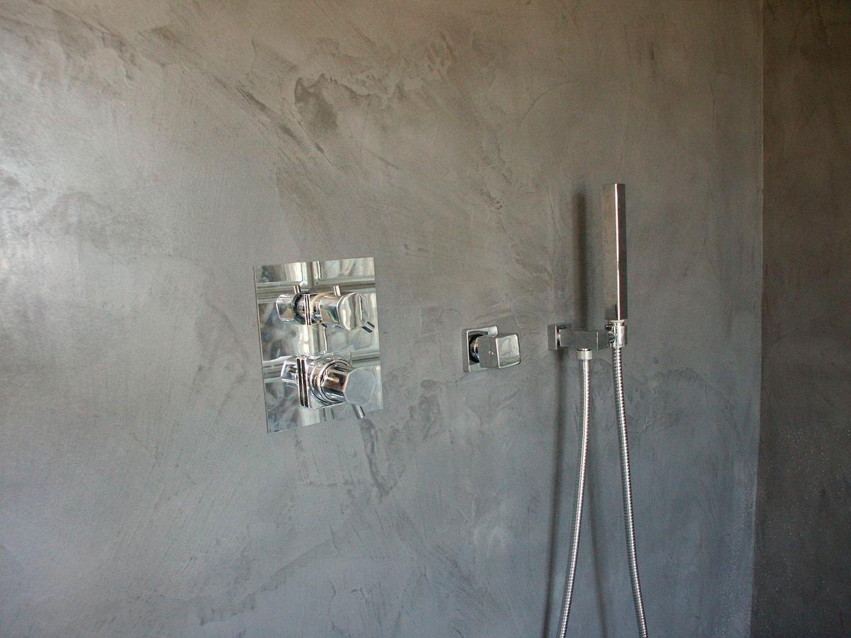 Beton Cire Grau Schilders En Stucadoors B V